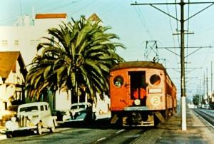 Bond Street Station, Oakland, California 1940