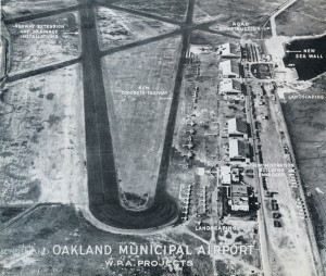 Oakland California Municipal Airport, Oakland, California
