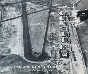 Oakland California Municipal Airport, Oakland, California