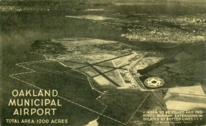 Oakland Municipal Airport, 1200 Acres Proposed Runway