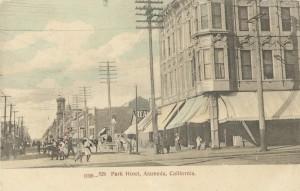 Park Hotel, Alameda, California