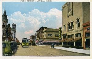 Park Street, Alameda, Calif.