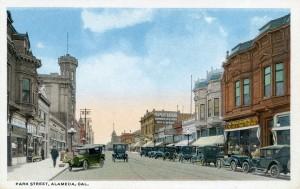 Park Street, Alameda, Cal.