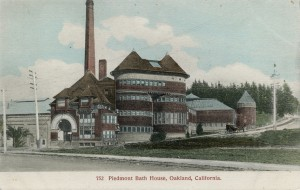 Piedmont Bath House, Oakland, California