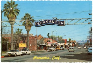 Pleasanton, California, Home of the Alameda County Fair and Phoebe Hearst Castle