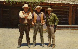 Ponderosa Ranch, Ben, Hoss and Little Joe Cartwright, Ranch House, Incline Village, Nevada