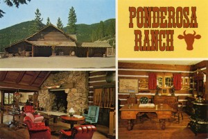 Ponderosa Ranch, Incline Village, Lake Tahoe, Nevada
