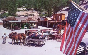Ponderosa Ranch, Museum and Stables, Horseback Riding, Hayrides, Barn Dances, Incline Village, Nevada