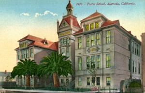 Porter School, Alameda, California.