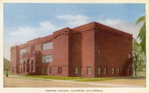 Porter School. Alameda, California