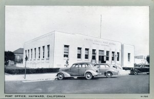 Post Office, Hayward, California