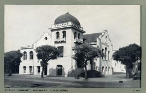 Public Library, Hayward, California