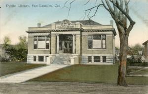 Public Library, San Leandro, Cal.
