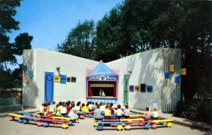 Puppet Theatre, Children's Fairyland, Oakland, California