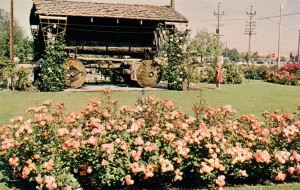 R. A. Hansen Park, West End of First St., Livermore, California