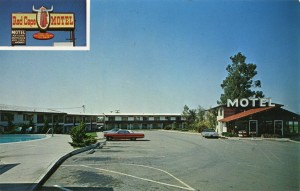 Red Cape Motel, 29083 Mission Blvd., Hayward, California