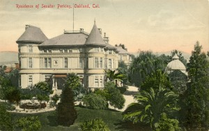 Residence of Senator Perkins, Oakland, California