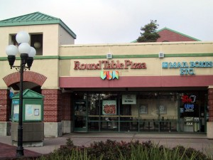 Round Table Pizza, 901 Marina Village Pkwy., Alameda, California