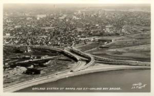 Bay Bridge, Oakland, System of Ramps
