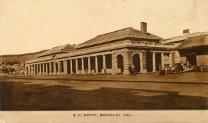 S. P. Depot, Berkeley, California