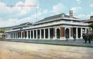 S. P. Station, Berkeley, California