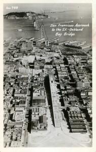 San Francisco Approach to Bay Bridge