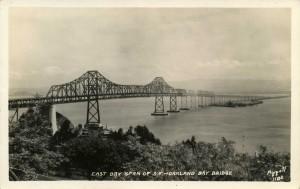 San Francisco - Oakland Bay Bridge, East Bay Span