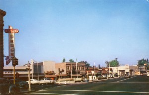 Original Plaza Shopping Center, San Leandro, Calif
