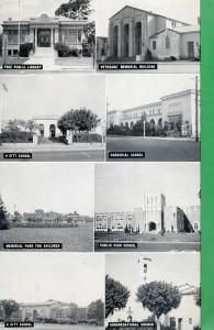 San Leandro California booklet circa 1938
