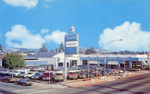 San Leandro Chrysler Plymouth, 232 East 14th Street, San Leandro, CA 1978