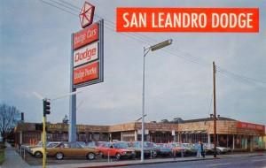 San Leandro Dodge, 2089 E. 14th St., San Leandro, CA