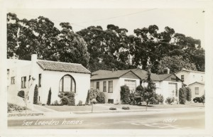 San Leandro Homes, San Leandro, California