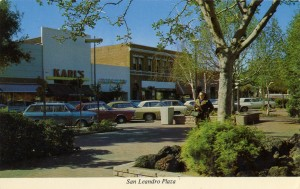 Plaza, San Leandro, California