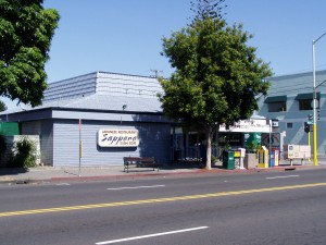 Sapporo Sushi Boat, 1465 Webster St., Alameda, California, July 2004