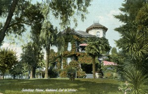 Schilling Home, Oakland, California in Winter (1)