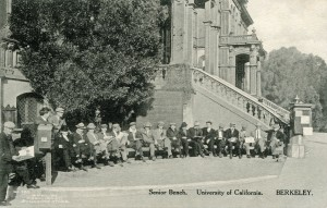 Senior Bench, University of California, Berkeley, California