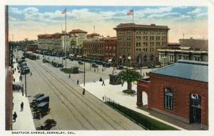 Shattuck Avenue, Berkeley, California