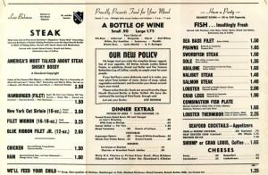 Showboat_Restaurant_Oakland_CA_menu