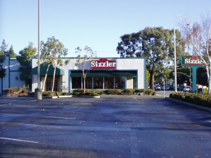 Sizzler, Alameda, California, circa January 2004