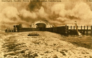 Southern Pacific Ferry Slip, Alameda, California