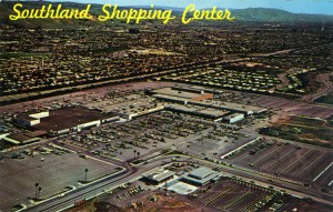 Southland Shopping Center, Hayward, California