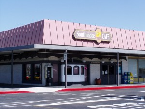 South Shore Cafe, 531 W. South Shore Center, Alameda, California