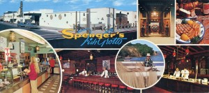 Spenger's Fish Grotto, 1919 Fourth St. at University Ave., Berkeley, California