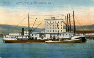 Sperry Flour Co. Mill, Oakland, Cal.