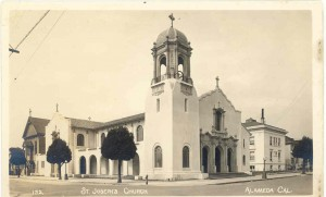 St. Joseph's Church, Alameda, California