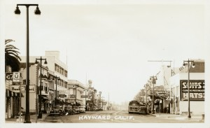 Street View, Hayward, California
