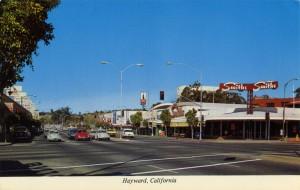 Street Scene, Hayward, California