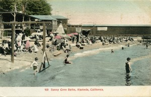 Sunny Cove Baths, Alameda, California