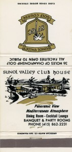 Sunol Valley Golf Course and Club House, Sunol, California