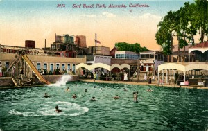 Surf Beach Park, Alameda, California
